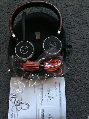 Jabra Evolve 65 MS Stereo Wireless Headset