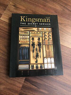 Kingsman The Secret Service Blu-ray Steelbook Kimchidvd Korea