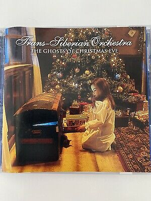 Trans Siberian Orchestra: The Ghosts of Christmas Eve Holiday Music CD