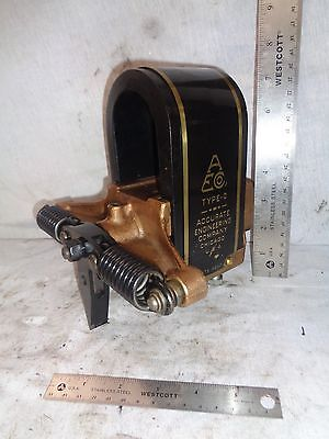 Accurate Type O Brass Magneto For Hit Miss Engine Ihc Mogul