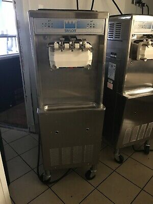 Taylor Soft Serve Ice Cream Machine Single Phase Air Cooled