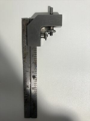 L.s. Starrett 289a Attachment Rule Square Machinist Tool With Empire Scale