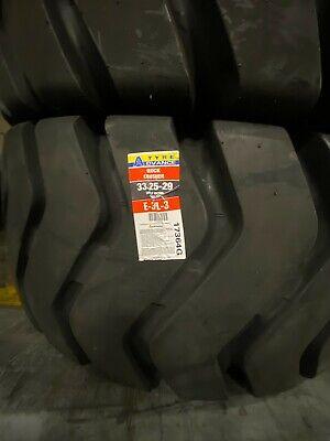 33.25-29 33.2529 33.25x29 Advance E3 38ply Loadermining Tire