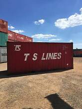 20'FT Used Shipping Container Shepparton 3630 Shepparton City Preview