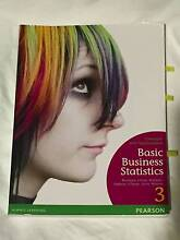 Basic Business Statistics: Concepts and Applications Mill Park Whittlesea Area Preview