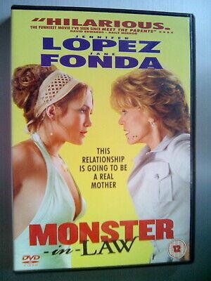Monster in Law DVD (2005) Jennifer Lopez