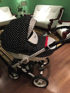Luxury 3 in 1 baby Strollers, Car seat and accessories!