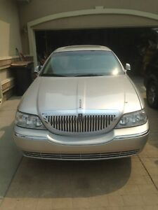 Lincoln Towncar Limited