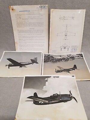 Curtiss Wright Seahawk CW-32 XP-87 Photos Joseph Wherry