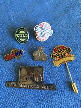 Vintage Collectors Pins/Badges Mackay 4740 Mackay City Preview