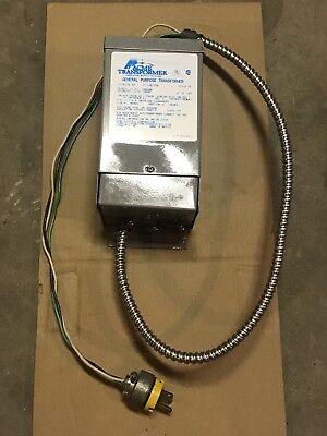 Acme Transformer T-1-81058 General Purpose 0.50 Kva 1-phase 120240 1632 V