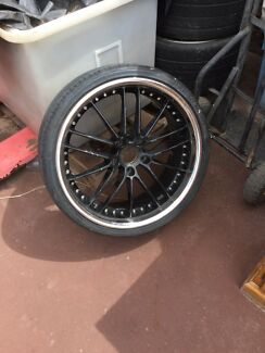 Breyton 20 inch 3 piece wheels rims