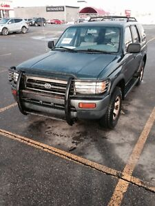 1997 Toyota 4Runner, 4 cyl 2.7L 2WD