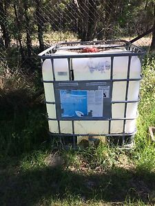 Water tanks $50 each Londonderry Penrith Area Preview