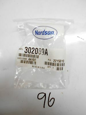 Nordson Powder Coat Coating Cup Gun Hose Adapter Package 302069a 302069 A