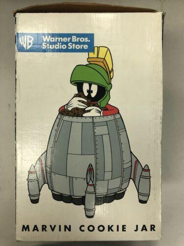 1997 Marvin the Martian Cookie Jar By Westland - Warner Bros - Looney Tunes