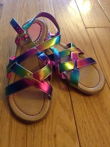 Girls size 2 sandals from Children's Place