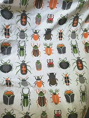 The Land of Nod  MU BEST BUGS Shower Curtain 66x65
