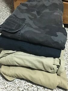 Boys clothes (pants,shirts, shorts)