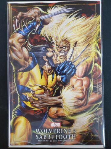 Wolverine #17 Jusko Masterpieces Variant Marvel (2021) VF/NM Comics Book