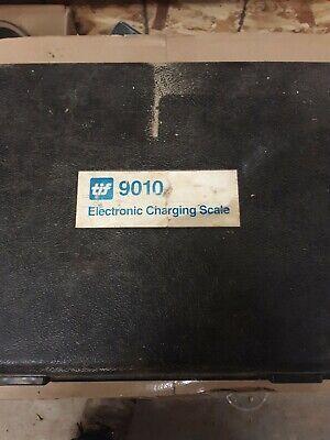 Tif Tif9010 Refrigerant Scale Used
