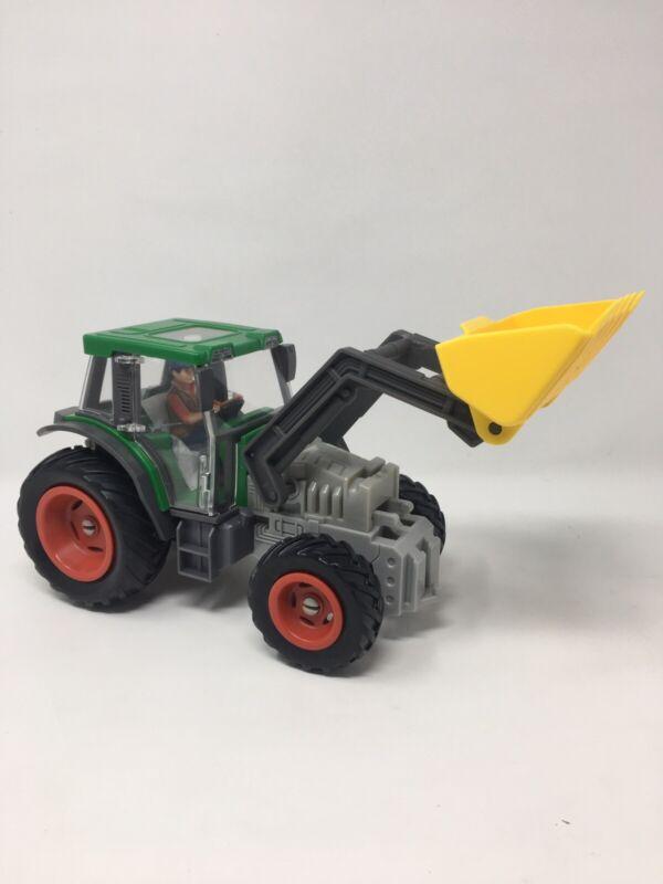 Schleich Farm World Tractor 42052 With Driver