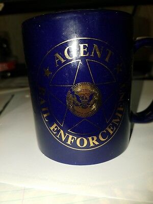 Bail Enforcement Agent Coffee Cup