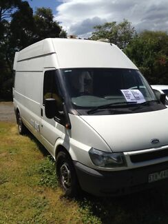 Motorhome Ford Transit Turbo