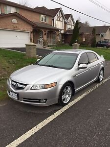 Acura TL safety and e tested .tinted /car starter