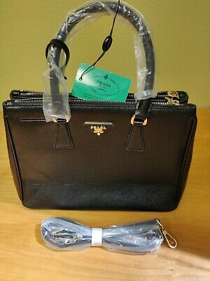 Prada Vela Nero Like Bag Purse