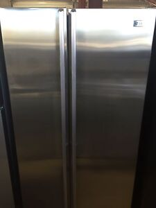 LG 581ltr Stainless Steel Side by side with WARRANTY Forest Glen Maroochydore Area Preview