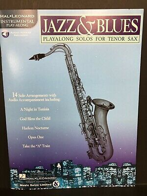 Basic Blues Easy Jazz Play Along Book and CD NEW 000843228