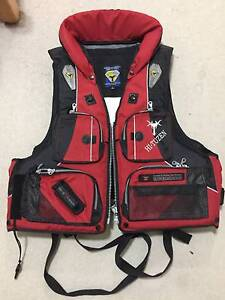 ISO fishing life jacket Haymarket Inner Sydney Preview