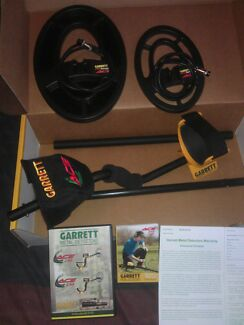 New metal detector gold detector Ace250 2 coils not minelab Ringwood Maroondah Area Preview