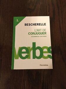 Brand New BESCHERELLE - L'ART DE CONJUGUER ÉDITION 2012