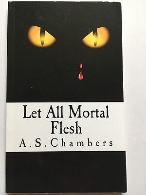 LET ALL MORTAL FLESH (UK PAPERBACK SIGNED BY AUTHOR) for sale  Shipping to South Africa