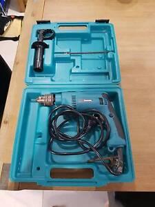 Makita HP1620 110V Percussion Drill 650W Herbert Litchfield Area Preview