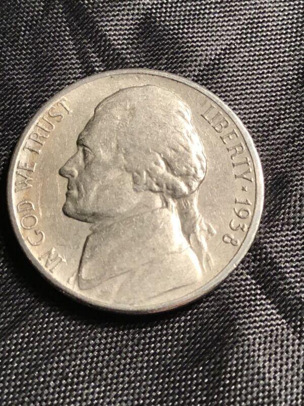 1938 S Jefferson Nickel - 15% off 5+