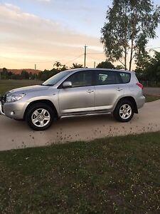 Toyota RAV4 5DR Wagon 4A CV Townsville Townsville City Preview