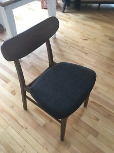 2 structube chairs