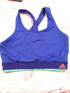 SIZE 10 ADIDAS SPORTS BRA Ainslie North Canberra Preview