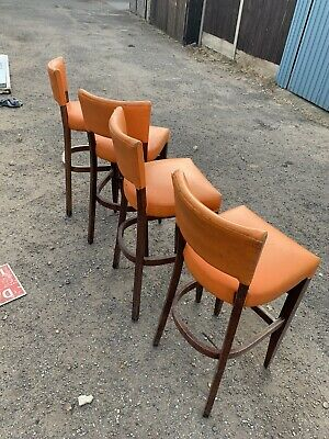 Bar Garden Chairs 6total Wood London