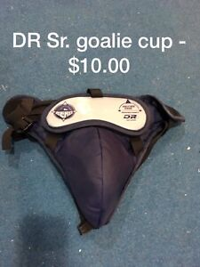 Senior Goalie/Player gear for sale