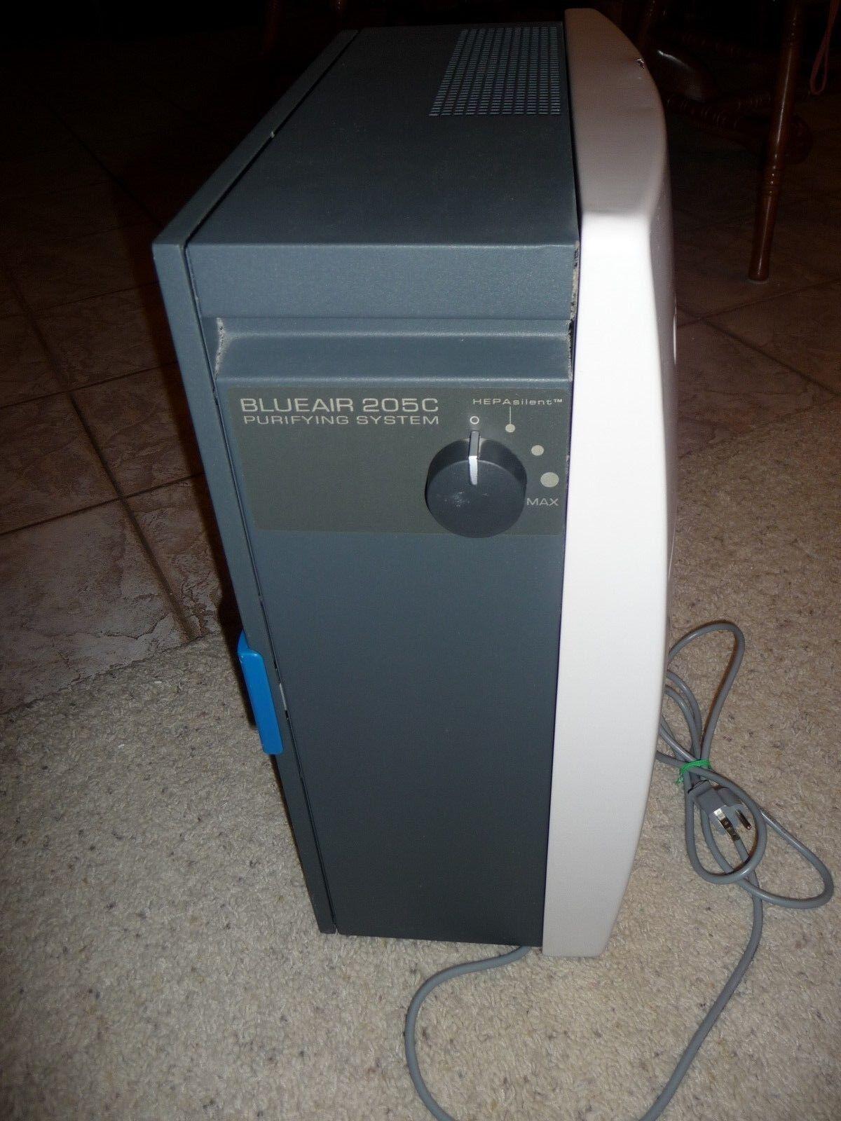 Blueair 205 205C Energy-Star HEPASilent Air-Purification System