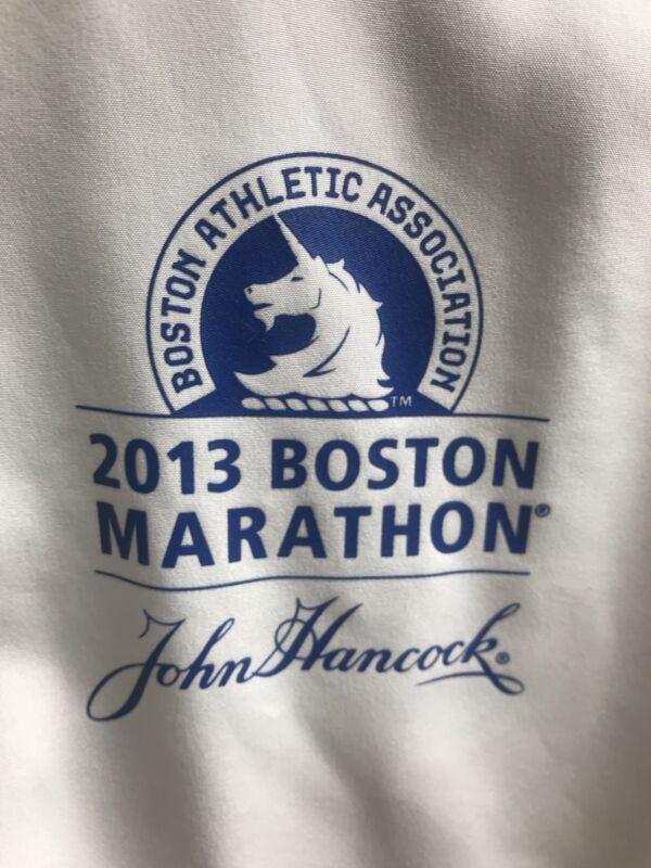 2013 Adidas Boston Marathon Jacket CIA