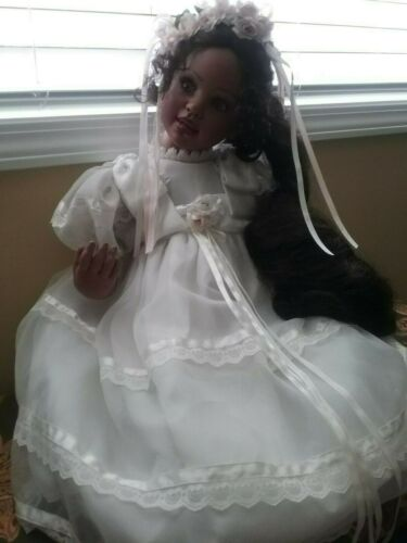 Fayzah Spanos African American AA Doll Heaven