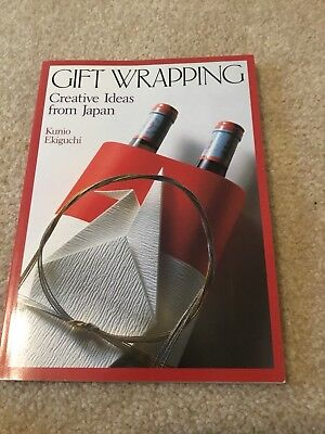 New Vntg Gift Wrapping: Creative Ideas From Japan by Ekiguchi, Kunio Paperback