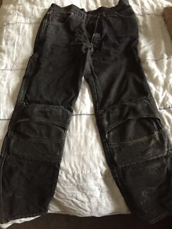 Motorbike jeans trousers armoured Carramar Wanneroo Area Preview