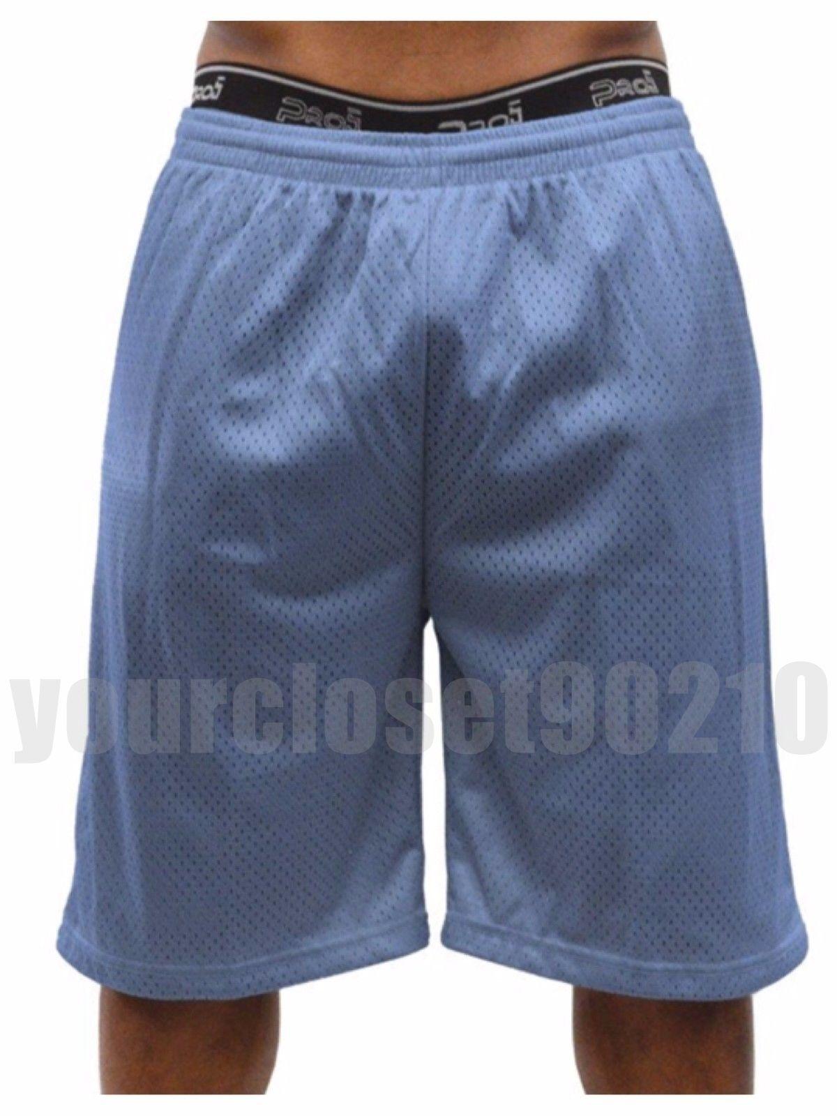 Mens Dri-Fit Mesh Shorts Fitness Workout Gym Basketball Jogger Shorts Size S-5X