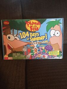Phineas and Ferb Game